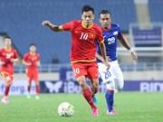 Toma Vietnam rumbo a la final de copa de fútbol regional