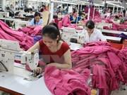 Exportaciones textiles de Vietnam alcanzarán 24,5 mil millones USD