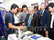 Participa Vietnam en Feria tecnológica en Laos