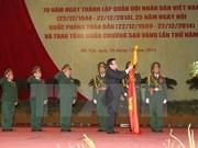 Vietnam conmemora 70 aniversario del Ejército Popular