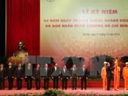 Sector eléctrico honrado por sus aportes al desarrollo nacional
