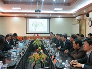 Grupo indio busca oportunidades de inversión en Ha Nam