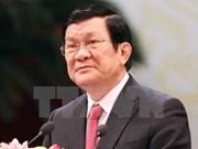 Presidente vietnamita inicia visita a Cambodia