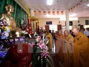 Honran al rey Tran Nhan Tong, fundador de secta budista vietnamita