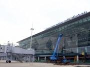 Entra en operación nueva terminal de aeropuerto Noi Bai
