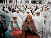 Indonesia celebra décimo aniversario del tsunami del Océano Índico