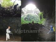 Sistema de cavernas vietnamitas podrá ser geoparque global
