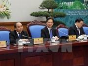 Vietnam une esfuerzos hacia éxitos socioeconómicos en 2015, exhortó premier