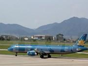 Aviación vietnamita transporta más de 50 millones de pasajeros