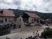 Reportan sismo de 6,1 grados Richter en Filipinas
