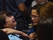 Recuperan 34 cadáveres del avión de AirAsia