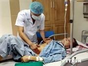 Beneficiados pobres vietnamitas de tratamiento gratuito