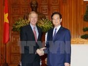 Insta premier vietnamita a ampliar nexos multifacéticos con EE.UU