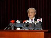 Esfuerza Vietnam por obtener avances socioeconómicos en 2015