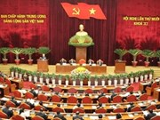 Clausuran décimo pleno del Comité Central de PCV