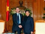 Premier vietnamita aboga por fomentar relaciones con Reino Unido
