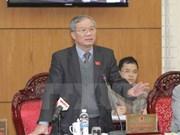 Parlamento vietnamita debate borrador de Ley Orgánica de Gobierno local
