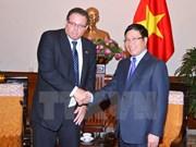 Vietnam aprecia relaciones de cooperación con Uruguay