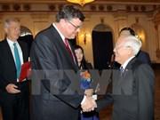 TLC con la UE favorecerá comercio Vietnam-Dinamarca