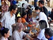 Chequeo médico gratuito para vietnamitas y cambodianos