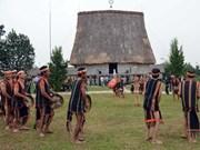 Empeña Quang Ngai en conservar espacio cultural de gongs