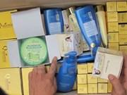 Sector sanitario lucha contra contrabando de productos falsificados