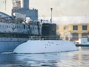 Llega a puerto vietnamita tercer submarino de Kilo