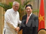 Vietnam y Filipinas con mira hacia asociación estratégica