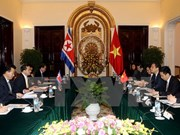 Realizan Vietnam y Corea del Norte intercambio de políticas