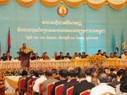 Organiza Partido Popular de Cambodia congreso extraordinario