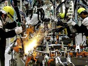 Economía tailandesa crecerá al menos 4% en 2015