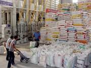 Exporta Delta de Mekong 516 mil toneladas de arroz en enero