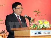 Vietnam reafirma responsabilidad en cuestiones mundiales