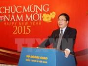 Resaltan papel de prensa vietnamita en divulgación de política exterior