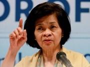 Inauguran en Filipinas conferencia de altos funcionarios de APEC