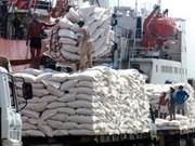 Gestiona Cambodia exportar millón de toneladas de arroz