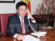 Buscan Vietnam y China impulsar nexos cooperativos