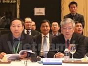 Vietnam asiste a reunión de Defensa de ASEAN