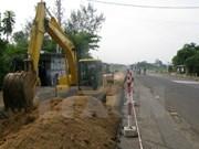 Quang Nam arranca remodelación de carretera nacional