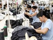Expectativas del sector textil de Vietnam en 2015