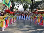 Miles de personas asisten a la conmemoración de victoria de Dong Da