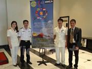 ASEAN discute medidas contra piratería y terrorismo marítimo