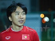 Aspira Vietnam a ronda final de campeonato asiático fútbol sub 23