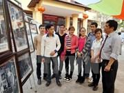 Exposición resalta vida y carrera del general Vo Nguyen Giap