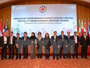 ASEAN determina a completar negociaciones de RCEP
