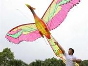 Festival de cometas celebran en Vietnam con gran éxito