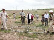 Subsecretaria de Estado de EEUU realiza visita de trabajo en Quang Tri