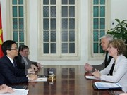 Vietnam y Dinamarca buscan impulsar cooperación en educación