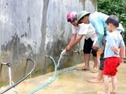 Adoptan medidas para garantizar suministro de agua durante temporada seca