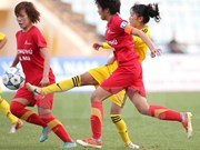 Inauguran campeonato nacional de fútbol femenino de Vietnam
